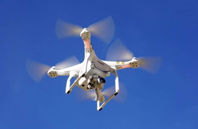 drone rescate