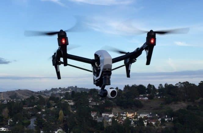 drones aereos