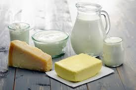 producctos lácteos