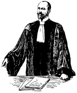 Advokat Fransk