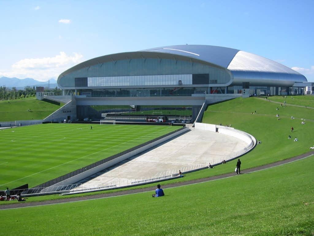 6. Sapporo Dome (Sapporo, Japón)