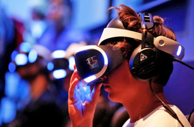 El uso de la realidad virtual aumentada en procesos de producción