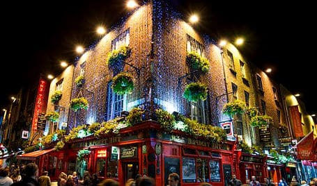irish pubs tipicos