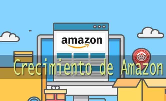 crecimiento de Amazon