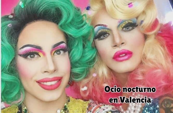 travestis activos valencia