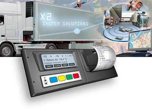 termografo para medir temperatura de productos